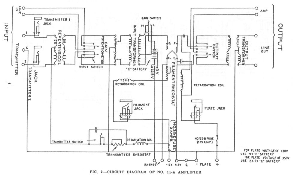 western electric rosetta stone for triodes instead of coming up clever audiophile s i d like to nominate western electric coupling as the title for this circuit